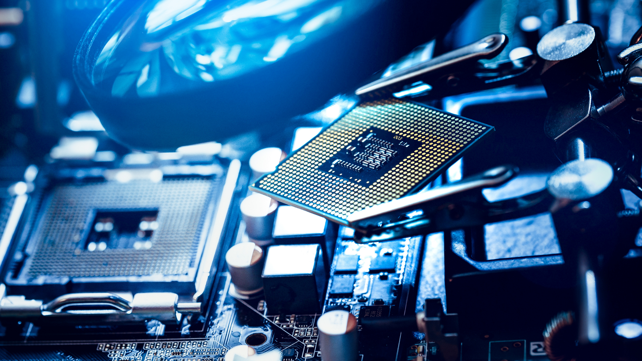 Chip Shortage Could Present a Silver Lining for Semiconductor Stocks