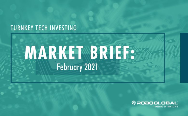 Turnkey Tech Investing: February 2021 Market Brief