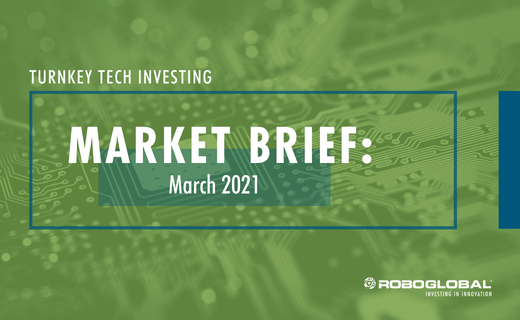 Turnkey Tech Investing: March 2021 Market Brief