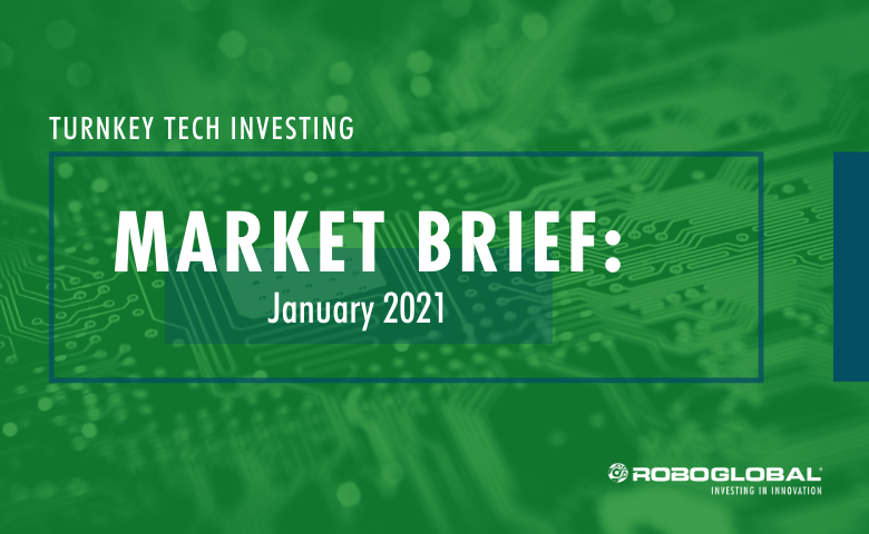 Turnkey Tech Investing: January 2021 Market Brief